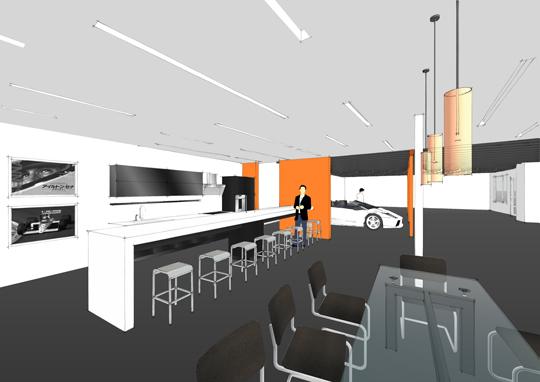 private auto lounge brockett davidson s portfolio
